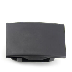Rear Console Cup Holder Black For 2006 2012 Nissan Frontier Pathfinder Xterra