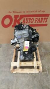 11 16 Toyota Corolla 1 8l Engine Motor Assembly