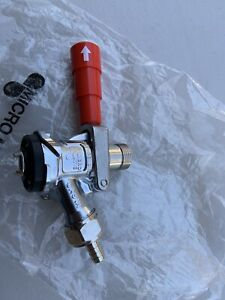 Micro Matic Tap Red Handle