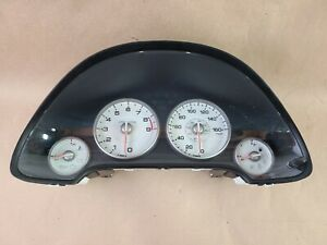 2006 Genuine Acura Rsx Type S 6 Speed Manual Instrument Cluster