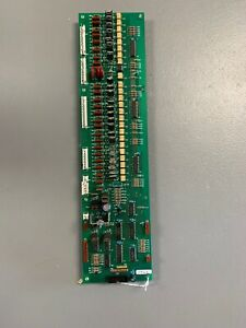 National 633 655 Coffee Vending Machine Driver Control Board