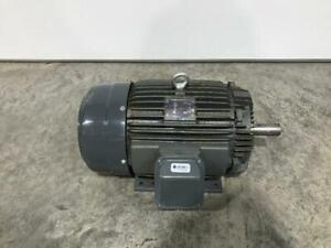 Westinghouse Teco Electric Motor Aehh8p 001 20hp 1760rpm 256t Frame New