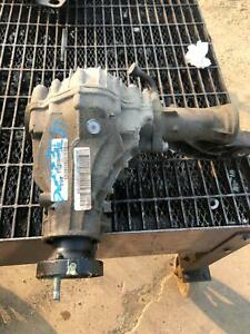 12 19 Jeep Grand Cherokee Srt 8 Front Differential Carrier 3 70 Ratio