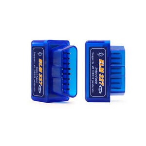 Mini Elm327 Bluetooth V2 1 Obd2 Car Diagnostic Scanner Accessories For Android