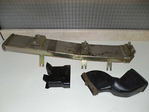 01 11 Ford Crown Victoria Sport Lx Center Console Mount Bracket Floor Shift Oem