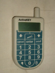 Supra Activekey Security Activekey Fcc Id tcz 1061736 Euc