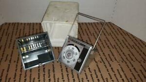 New nos Statop 2mg C Chauvin Arnoux Temperature Controller Rare 30 570f Band