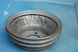 1971 73 Ford Mustang Original 351c Lower A c 3 Ring Pulley