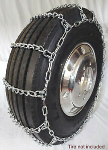 Grizzlar Gsl 2219 Alloy Tire Chains Ladder Lt Suv 225 75 15 225 70 16 225 75 16