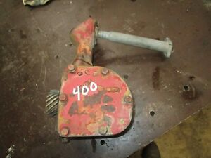 Ih Farmall 400 450 Working Stock Governor Assembly Antique Tractor