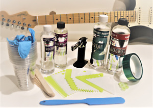 Rockstar Starter Kit Everything You Need To Get Started With Epoxy Resin