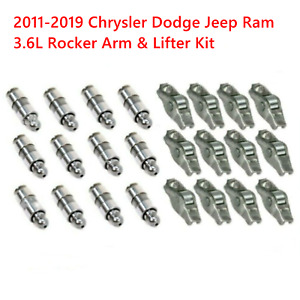 New Rocker Arms 12 Lifters 12 Kits For 2011 2019 Chrysler Dodge Jeep Ram 3 6l