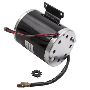 500w 24v Dc 26 7a Electric Motor My1020 bracket Set For E scooter Electric Bike