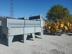 2 2008 925 Kw 1 8 Mw Total Caterpillar G3516 1200 Rpm 480 Volts Landfill Gas