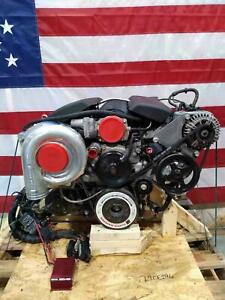 07 Pro Charged Intercooled Corvette Ls2 Engine Swap dropout Video Tested 27k