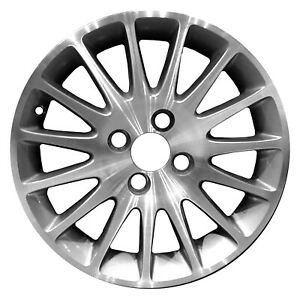 63874 Refinished Honda Civic 2004 2005 15 Inch Aluminum Wheel Rim Oe