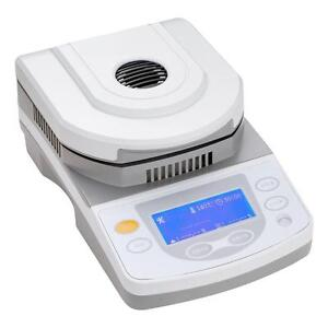 110v Lab Moisture Analyzer Tester With Halogen Heating 50g Capacity