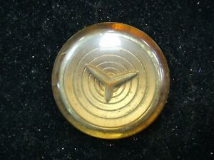 Studebaker Horn Button 1953 Tri Star Used