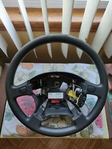 1994 2001 Oem Acura Integra Steering Wheel Black grey
