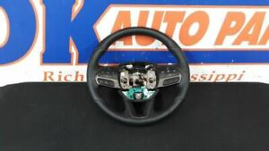 2020 Dodge Charger Scat Pack Steering Wheel Assembly With Paddle Shift Black