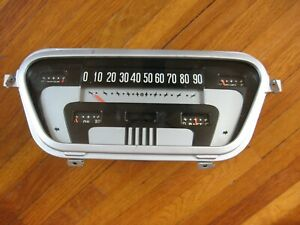 1953 1954 1955 Ford F 100 F 250 Truck Speedometer Dash Gauges New Old Stock