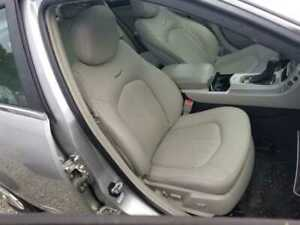 2013 14 Cadillac Cts Sedan Passenger Right Front Seat Gray Leather Base