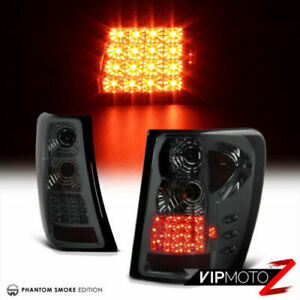 For 99 04 Jeep Grand Cherokee Laredo Limited Special Smoke Tail Lamp Brake Light