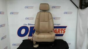 08 Chevy Tahoe Front Right Passenger Power Seat Tan Leather