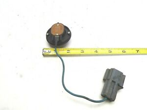 Ford Motorcraft Carter Electric Climate Control 699a Coil Choke Stat 1 Bbl