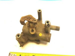 Ford Motorcraft Carter Electric Climate Control Housing Choke Stat