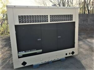 Nearly 150kw Natural Gas Or Propane Kohler Sound Enclosed Generator Best Price