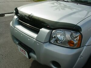 Bug Shield For A 2001 2004 Nissan Frontier