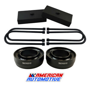 2003 11 Dodge Ram 2500 3500 Full Lift Kit 2wd 3 Front Spacers 1 Rear Lift