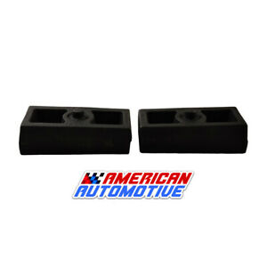For Toyota Tundra Lift Kit 1 5 Rear Solid American Steel Lift Blocks 2wd 4wd
