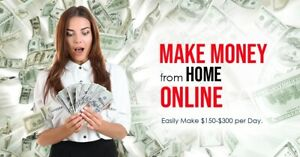 Homeworkers Make Money Online Turnkey Internet Business Website Pays Cash Daily