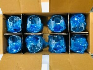 Sealed Power Chevy 327 Forged 4vr Flat Top Coated Pistons 060 4 060 Bore