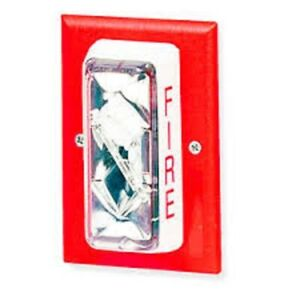 Strobe With Terminals Fire Alarms Protection Equipment 2440s 15 75 r