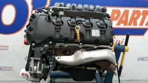 5 0 Coyote Engine Pullout 2015 Ford F150 Gen 2 385 Hp