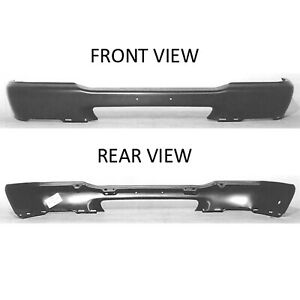 Fo1002347v New Replacement Front Bumper Bar Fits 1998 2000 Ford Ranger 2wd