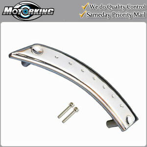 Interior Front Right Door Pull Handle Repair Kit For 1998 2010 Vw Beetle Chrome