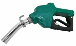 1 Automatic Fuel Nozzle 26 5 Gpm Gasoline Diesel Kero Wolflube 350245