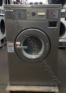 Huebsch Hc30md2 Washer 30lb Coin 220v 3ph Reconditioned