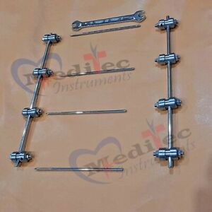 External Fixation A O Mini Clamp 2 5mm Stainless Steel Orthopedic Instruments Mt