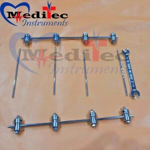 External Fixation A O Mini Clamp 5 0mm Stainless Steel Orthopedics Instruments