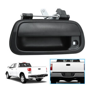 For 2000 2006 Toyota Tundra Pickup Truck Black Rear Tail Gate Tailgate Handle Us