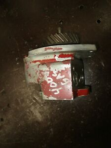 Ih Farmall 400 450 Super M Smta Gas Hydraulic Pump Antique Tractor