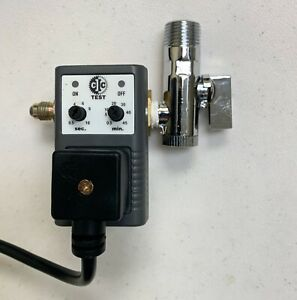 Auto Drain Valve 115 Volt Electronic Timed Industrial Grade