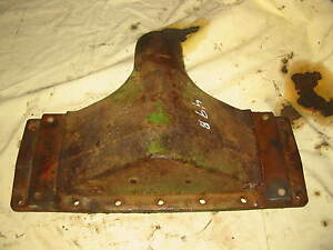 1949 John Deere B Lower Radiator Tank B2603r Nice Antique Tractor