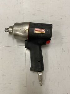 Craftsman 1 2 Drive Air Impact Wrench