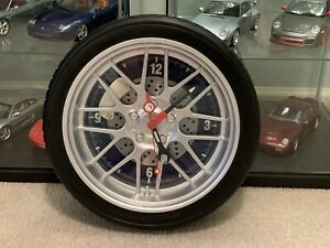Racing Hart Rh Evolution C2000 C2 Wall Clock Collectible Rare Jdm